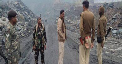 कोयलांचल में कोयला चोरों के खिलाफ पुलिस ने शुरू की कार्रवाई