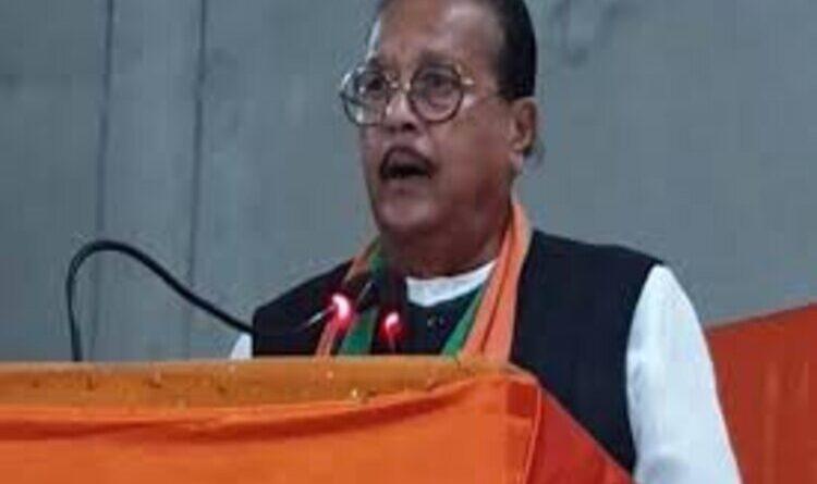 राजद में शामिल हुए झारखंड के पूर्व मंत्री राधाकृष्ण किशोर