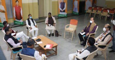 सरकार की विफलताओं पर भाजपा श्वेत पत्र जारी करेगी : नीलकंठ सिंह