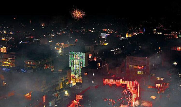 आतिशबाजी से बिगड़ी शहर की सेहत, ध्वनि प्रदूषण में सामान्य से 30 फीसदी की बढ़ोतरी