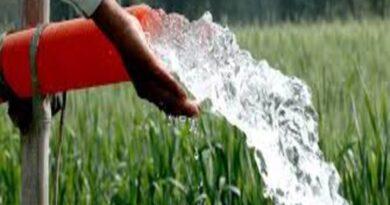 भारत में कृषि में पानी के ज्यादा उपयोग से तेजी से घट रहा है जलस्तर