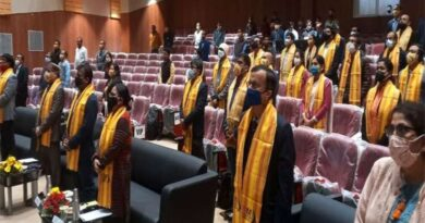 Ninth convocation of IIM, Ranch held virtually, 272 were conferred degree