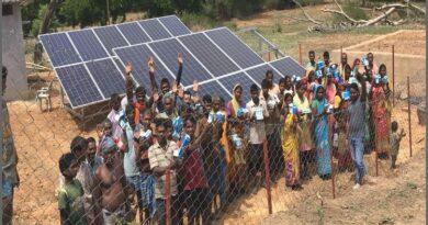 Solar power getting popular in Jharkhand village