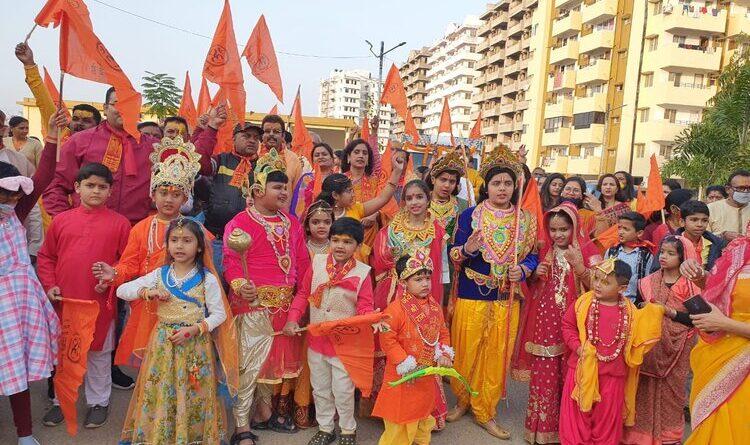 Lord Ram is a symbol of social harmony Hari Narayan