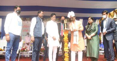 मुख्यमंत्री ने राष्ट्रीय प्रतियोगिता का उद्घाटन किया