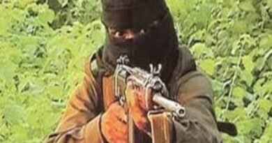 Maoist zonal commander laid down his arms in Jharkhand capital