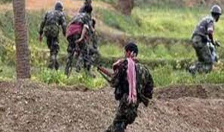 नक्सलियों के खिलाफ पुलिस और सुरक्षाबलों ने अभियान किया तेज
