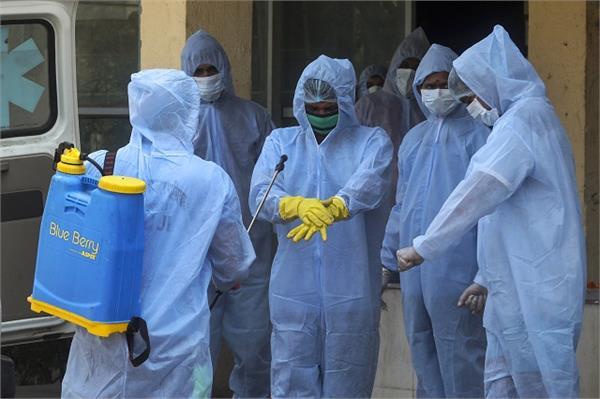 नॉएडा में कोरोना से संक्रमित 78 प्रतिशत मरीजों की दिल का दौरा पड़ने से हुई मौत