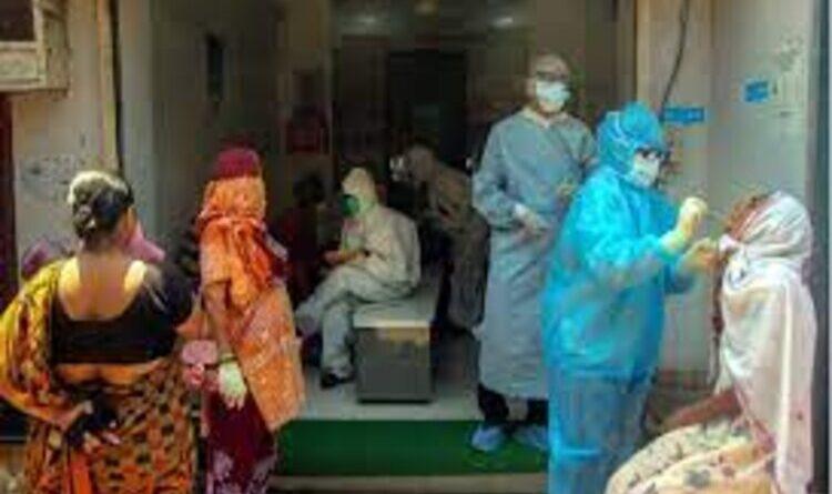 झारखंड में कोरोना के 2925 नए मामले, 4859 मरीज स्वस्थ