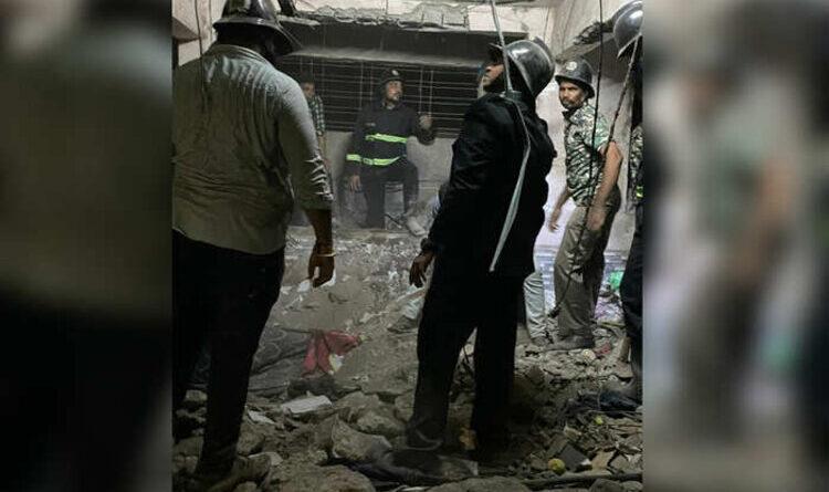 उल्हासनगर में इमारत का स्लैब गिरने से 7 लोगों की मौत