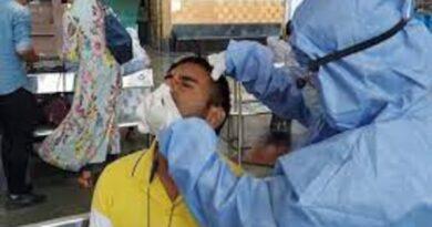 झारखंड मेंकोरोना के 823नए संक्रमित मिले