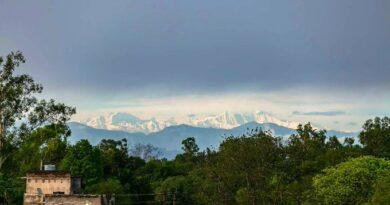 इतना साफ़ हो गया आसमान, सहारनपुर से हो रहे हैं हिमालय के दर्शन!