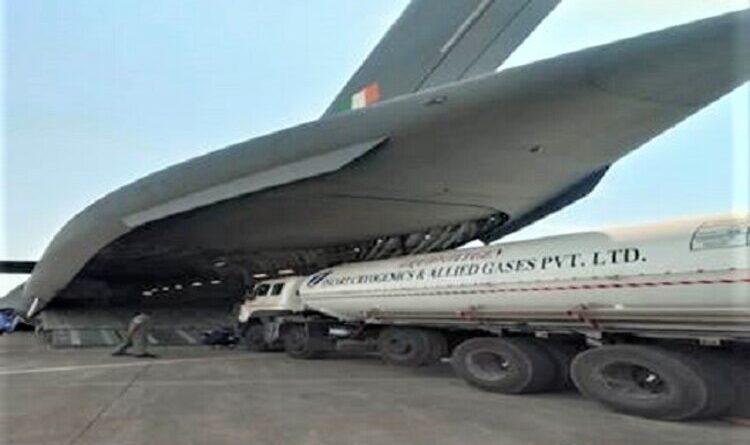 कोविड से जंग: वायुसेना ने इंदौर हवाई अड्डे को बनाया प्रमुख ठिकाना