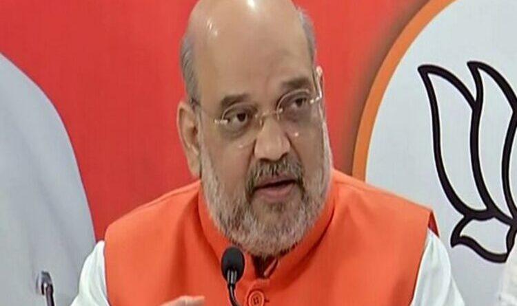 प्रधानमंत्री के मजबूत नेतृत्व से सशक्त राष्ट्र बना भारत: शाह
