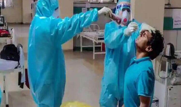 झारखंड: कोरोना के 5974 नए मामले, 5810 मरीज हुए ठीक