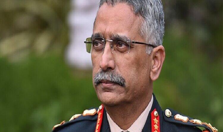 पाकिस्तान को जल्द अपने आतंकी ढांचे खत्म करने होंगे: नरवणे