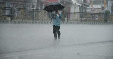 राजधानी रांची में पिछले 24 घंटे में बारिश का नया रिकॉर्ड बना