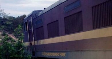 हटिया-राउरकेला ट्रेन हादसे के लिए दोषी तीन कर्मचारी निलंबित