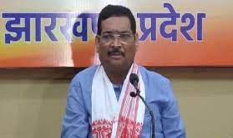 भाजपा के प्रदेश अध्यक्ष और सांसद दीपक प्रकाश ने कांग्रेस पर बोला हमला