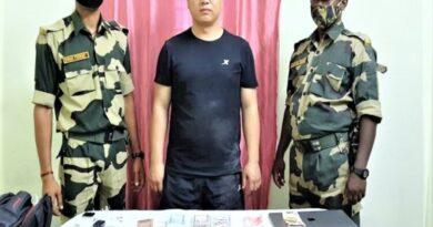 बांग्लादेश सीमा पर पकड़े गए चीनी नागरिक ने किया चौंकाने वाले खुलासे