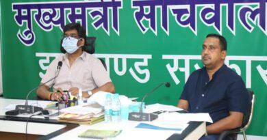 मुख्यमंत्री ने आईसीयू वार्ड और ऑक्सीजन युक्त बेड का किया उद्घाटन