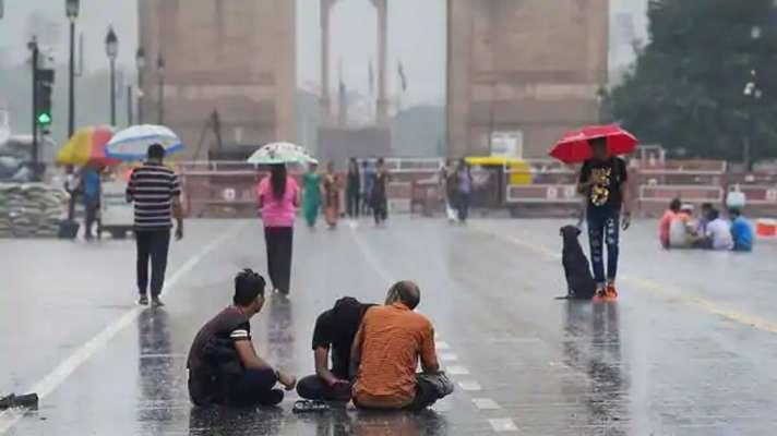 बिहार-झारखण्ड में पहुंचा मानसून, दिल्ली वालों को नही करना पड़ेगा ज्यादा इंतजार