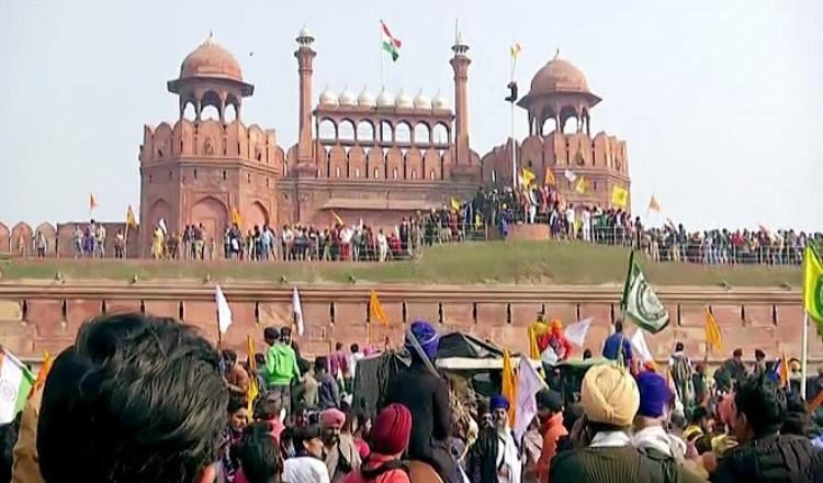 लाल किला हिंसा मामले में दिल्ली पुलिस ने दाखिल की पूरक चार्जशीट