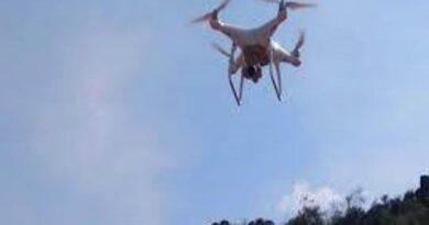सेना के ब्रिगेड मुख्यालय रत्नूचक्क व कालूचक्क में फिर देखे गए ड्रोन