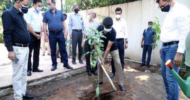 राज्य में हरियाली बनाए रखना हम सभी की जिम्मेदारी: मुख्यमंत्री
