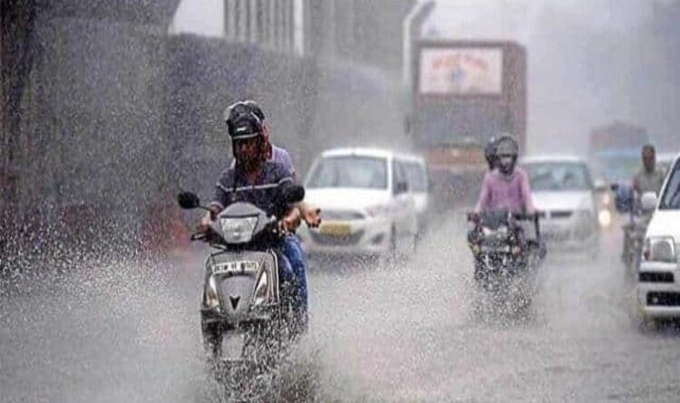 राजधानी रांची सहित अन्य जिलों मेंप्री मानसून की बारिश शुरू