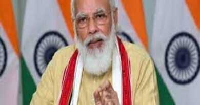 प्रधानमंत्री ने पर्यावरणविद् प्रो. राधामोहन के निधन पर शोक व्यक्त किया