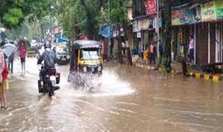 मुंबई सहित कोंकण समुद्रीय तट पर 5 दिन होगी मूसलाधार बारिश