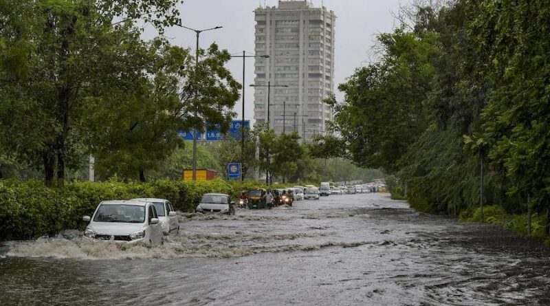 Weather Update: देश के कई  राज्यों में भारी बारिश का अलर्ट जारी, महाराष्ट्र का बारिश से बुरा हाल, कई लोगों की मौत