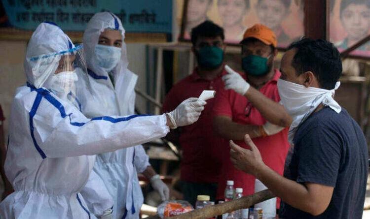 देश में कोरोना के मामले फिर बढ़े, 24 घंटे में 39 हजार लोगों से ज्यादा संक्रमित