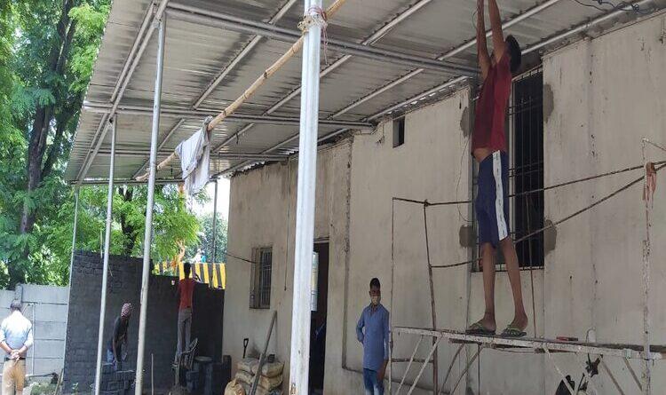 हिन्दू पीठ का चल रहा है विकास कार्य : अरुण सिंह