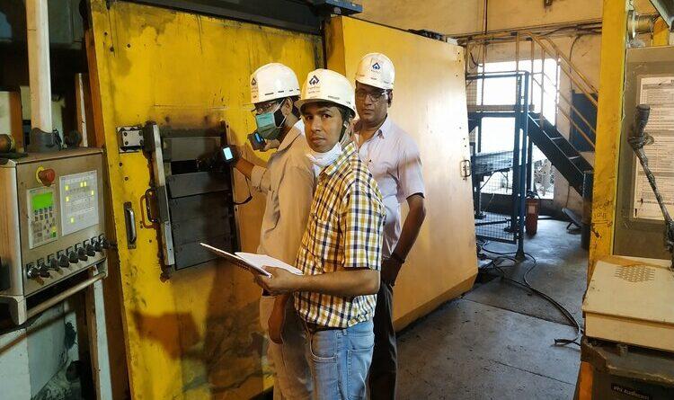 देश में निकल-क्रोमियम-कॉपर ग्रेड रेल की वेल्डिंग तकनीक विकसित