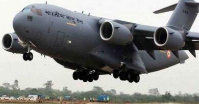 काबुल से 120 भारतीयों को लेकर जामनगर पहुंचा वायुसेना का विमान
