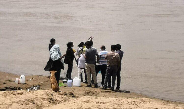 नदी जल की जैव विविधता का किया अध्ययन