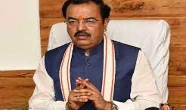 अखिलेश का विश्वकर्मा मंदिर बनवाने की घोषणा भाजपा की वैचारिक जीत: केशव