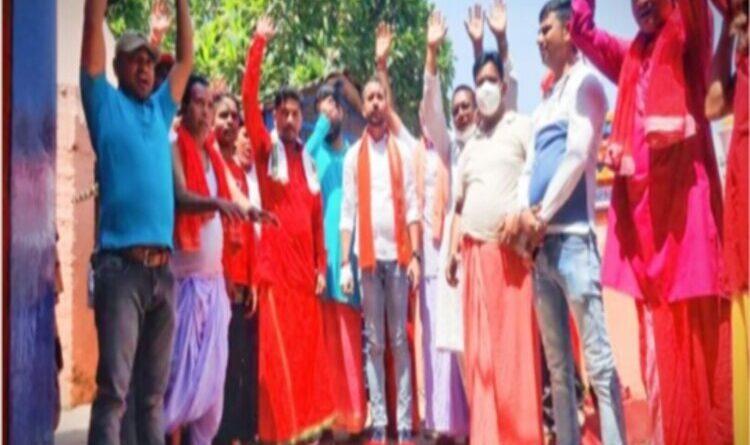 प्रसिद्ध सिद्धपीठ मां छिन्नमस्तिका मंदिर को खुलवाने की मांग