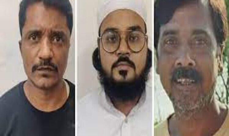 छह संदिग्ध आतंकियों में चार को 14 दिनों की पुलिस हिरासत