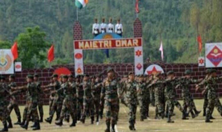 भारत-नेपाल संयुक्त सैन्य अभ्यास सूर्य किरण 20 से
