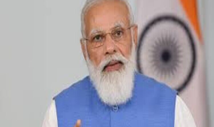 मोदी ने कनाडा के प्रधानमंत्री जस्टिन ट्रूडो को दी बधाई
