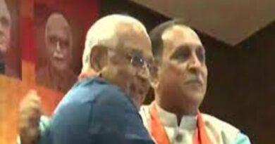 नड्डा ने गुजरात के मुख्यमंत्री भूपेन्द्र पटेल को दी बधाई