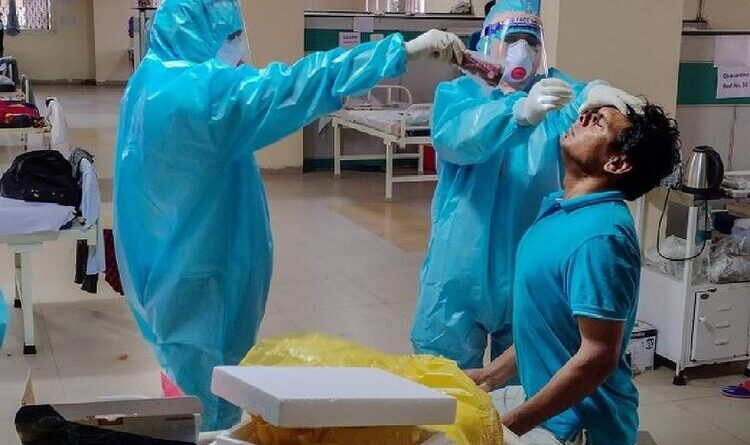 झारखंड में सबसे अधिक सक्रिय मरीज राजधानी रांची में