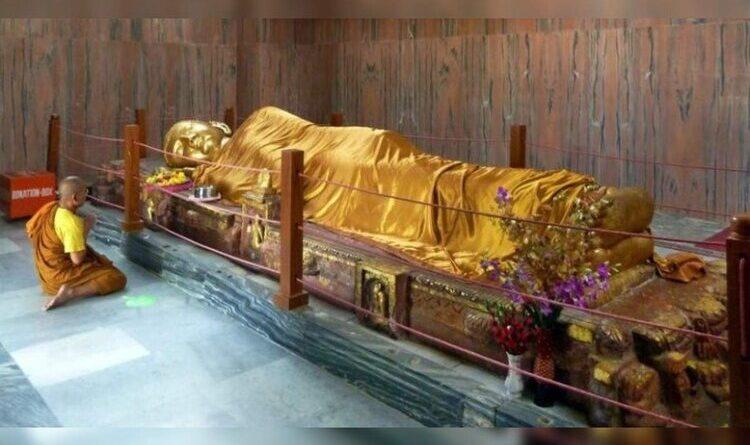 कुशीनगर में महायान परम्परा के अनुसार बुद्ध की पूजा करेंगे मोदी