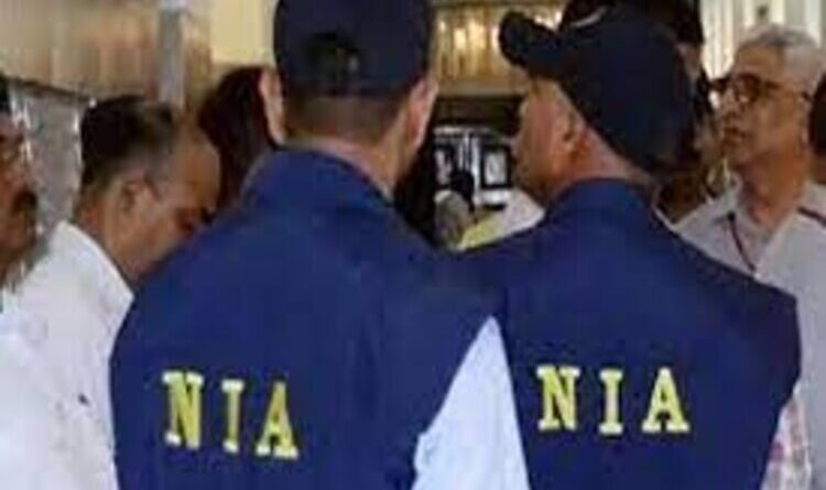 एनआईए टीम की 15 स्थानों पर छापेमारी जारी