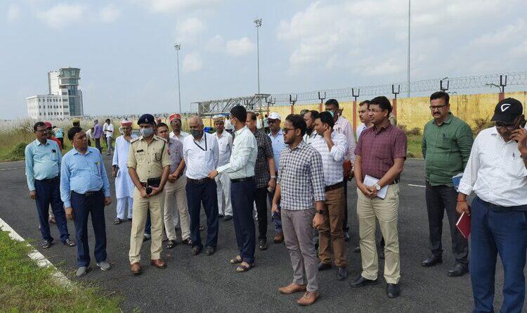 कुशीनगर एयरपोर्ट से नवम्बर में शुरू होगी नियमित उड़ान : सचिव